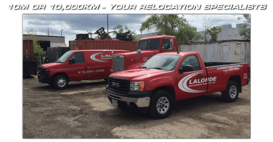10m or 10,000km – Your Relocation Specialists - vehicles