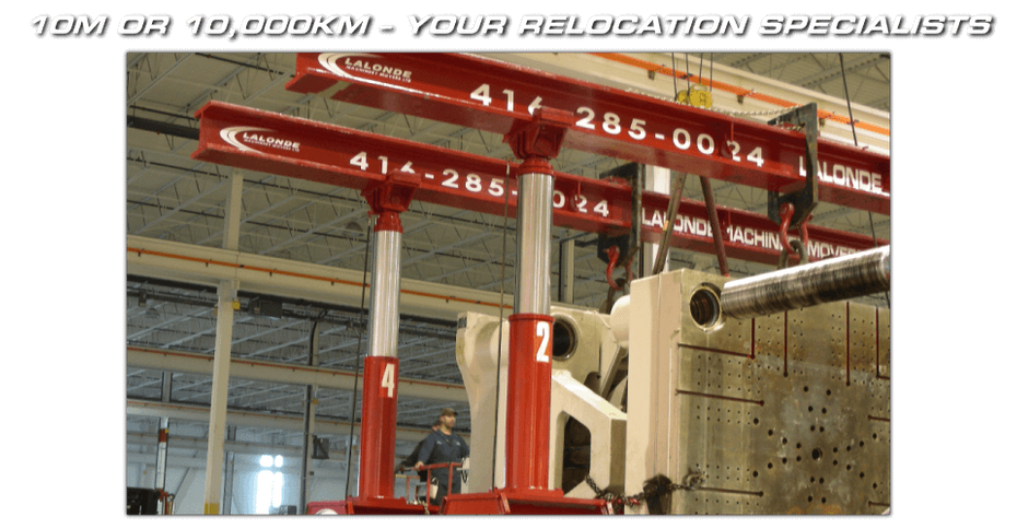 10M OR 10,000KM – YOUR RELOCATION SPECIALISTS - #2 and #4 lift jacks